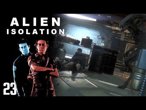 Alien Isolation - Bonus Round - Part 23