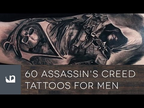 60 Assassins Creed Tattoos For Men Youtube