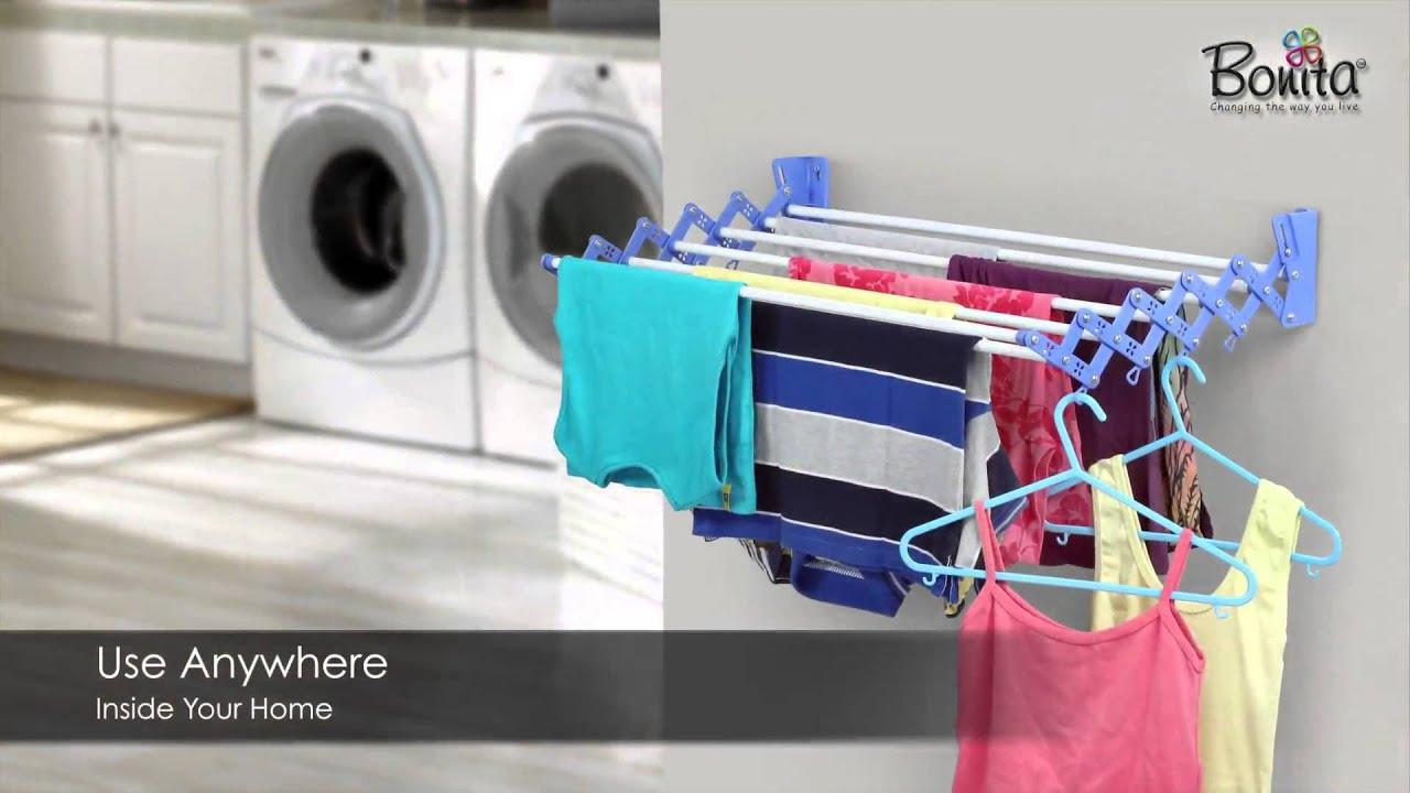 Wonderdry Wall Mounted Dryer Youtube