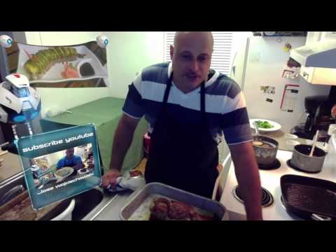 Dinner For Two ep 3. Pork Loin Garlic Roasted Potatoes
