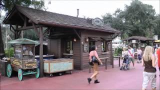 Westward Ho Refreshments, Magic Kingdom, Walt Disney World