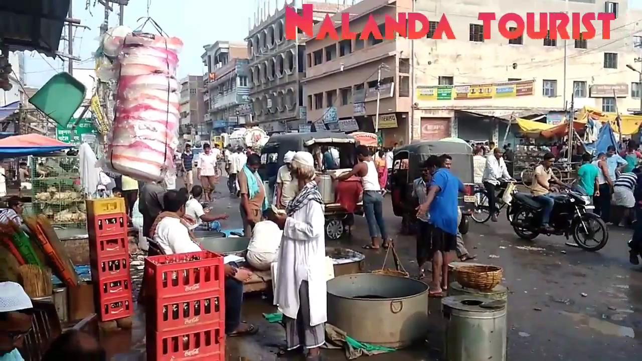 Machli market ramchandrapur bihar Sharif (Nalanda) fish market