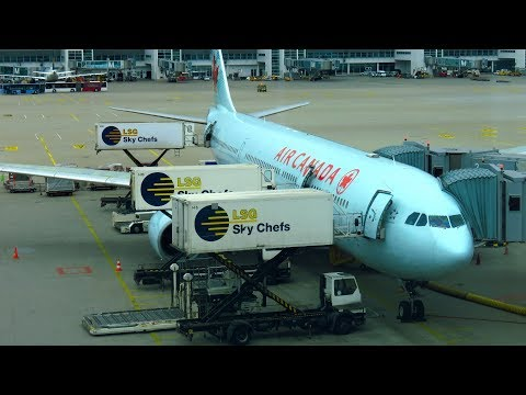 TRIP REPORT | Air Canada A330-300 | Munich To Toronto | Economy Class!
