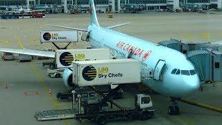 TRIP REPORT   Air Canada A330-300   Munich to Toronto   Economy Class!