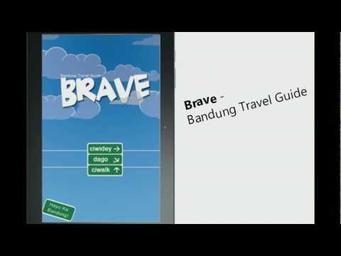 Bandung Travel Guide(Brave) by Enigma