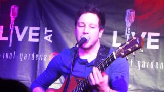Matt Cardle Hit Me Baby One More Time - Kensington Roof Gardens - 18.10.13