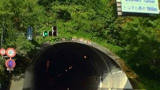 【車載映像】埼玉県、正丸トンネル