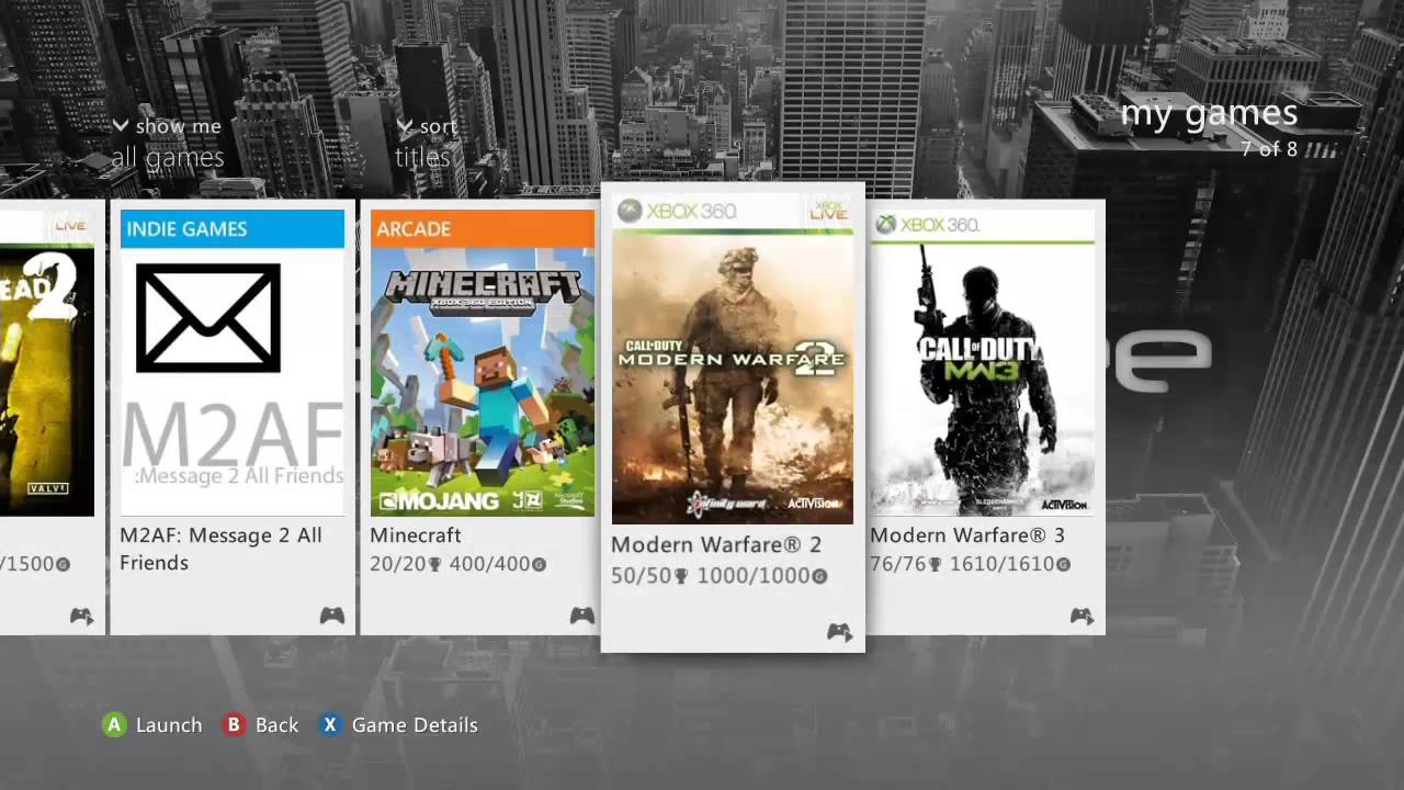 How To Get Any Xbox 360 Games For Free Off Your Friends