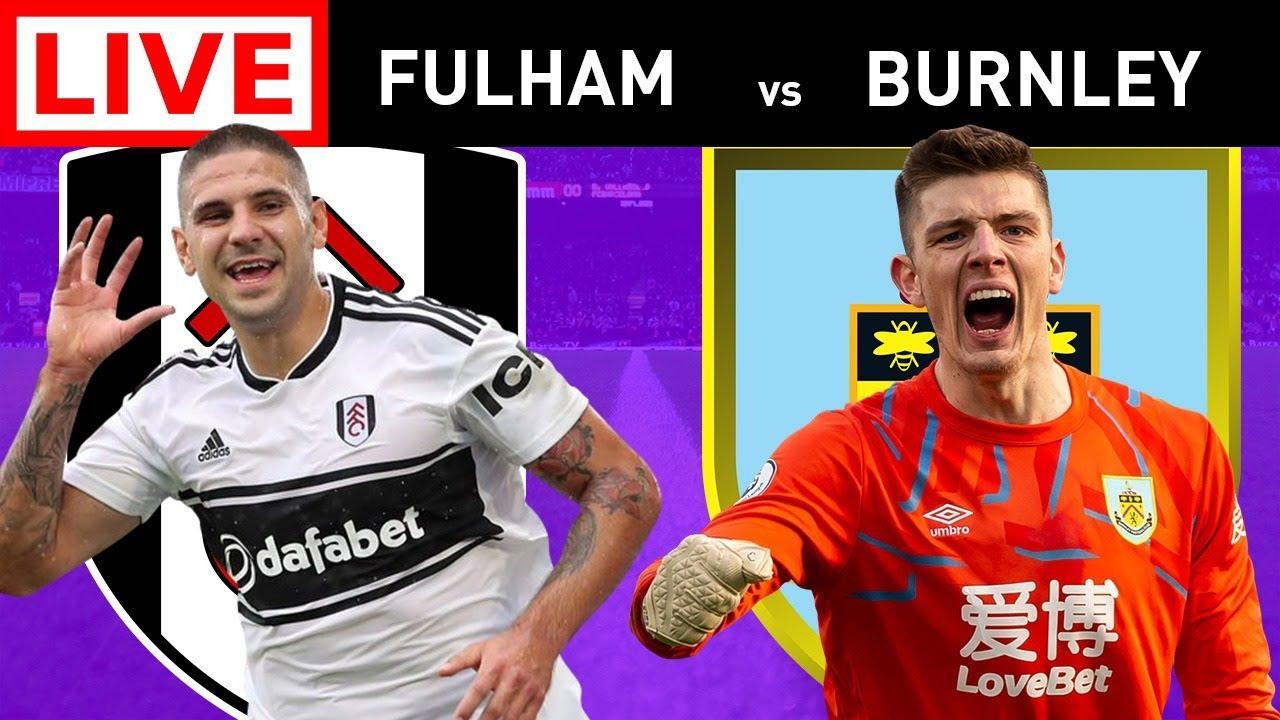 Prediksi Fulham Vs Burnley 11 Mei 2021