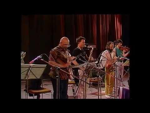 Trevor Watts' Moire Music Berlin 1985 - 1st half