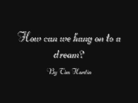 Tim Hardin - How can we hang on to a dream?