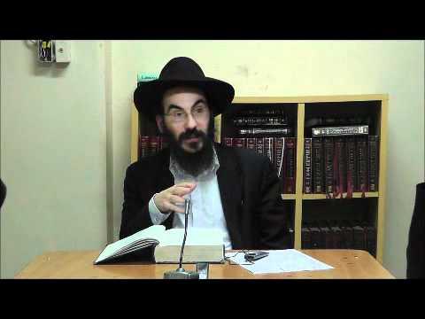 Ayin Bais 5 Rabbi Shalom Ber Cohen