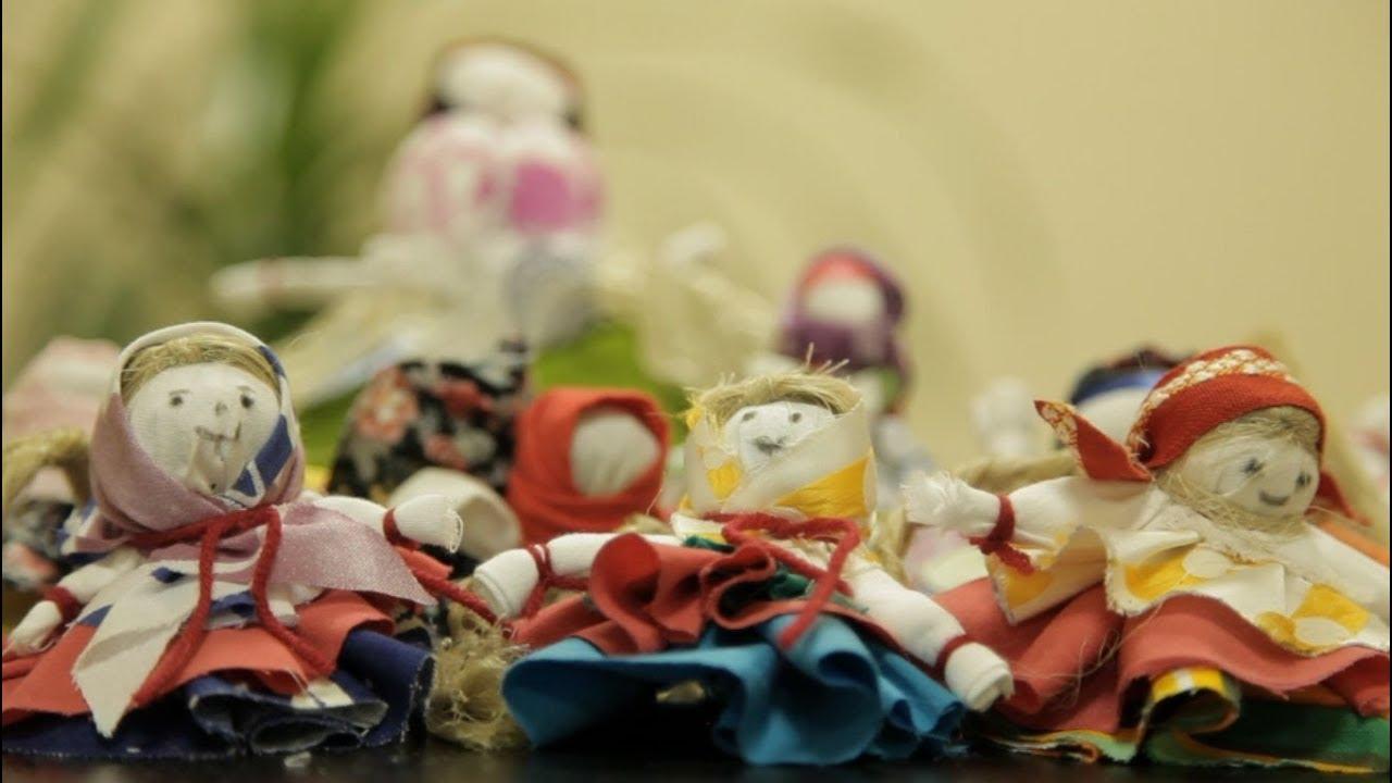 Куклотерапия от Виктории Ромашовой