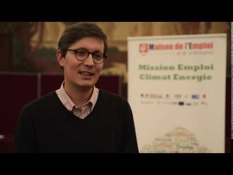 Entrepreneur en énergie internet
