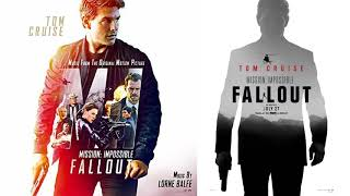 Mission Impossible Fallout, 01, A Storm Is Coming, Soundtrack, Lorne Balfe
