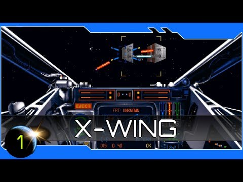 Star Wars: X-Wing Collector's Edition - Ep1 - A New Recruit!
