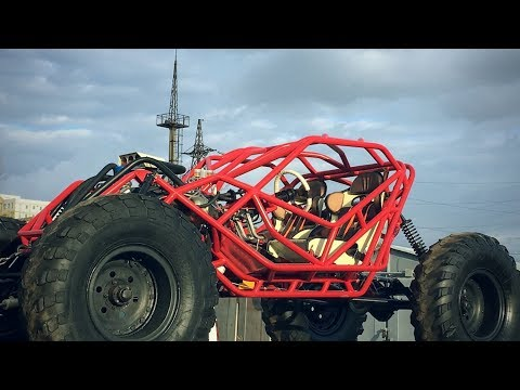 DIY Rock Crawling Buggy Build Clon Showtime
