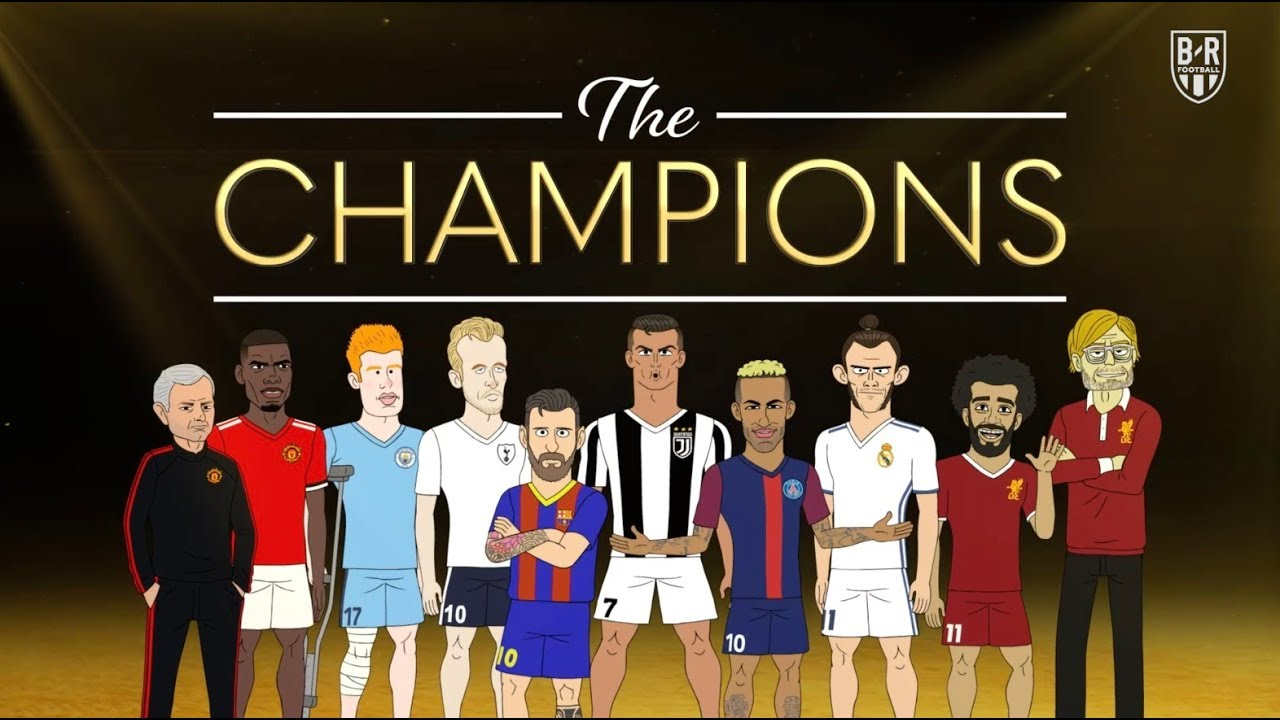 It's Move-In Day For The World's Top Footballers | The Champions S1E1