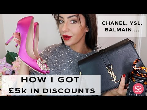 How to Buy Luxury and Save Money | Sophie Shohet | AD