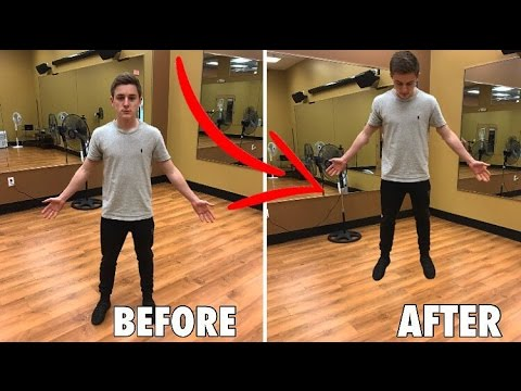 LEVITATE FOR 5 MINUTES TRICK! ( It Actually Works!! )