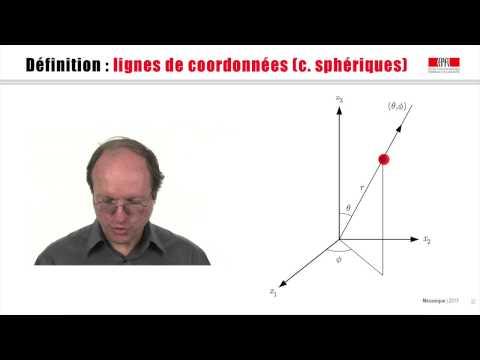 7.1 Coordonnées cylindriques et sphériques
