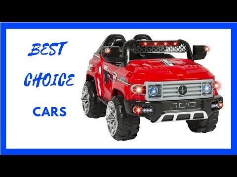 Best Choice Products 12V Kids Ride On Truck Car W/ Remote Control