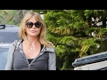 Goldie Hawn Is Asked About Daughter Kate's Romance With Brad Pitt