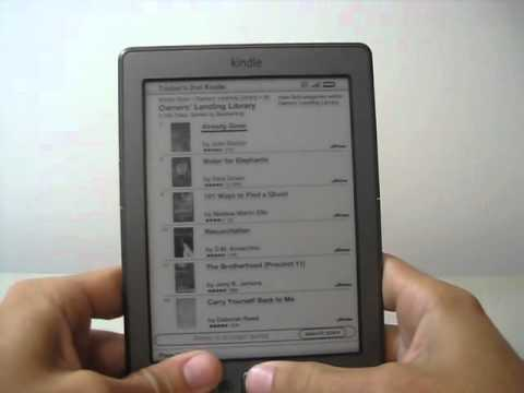 Amazon's Kindle Owners' Lending Library: What It Is & How-To