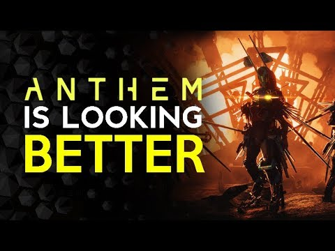 Anthem - Looking Better Every Day - STILL DONT PREORDER