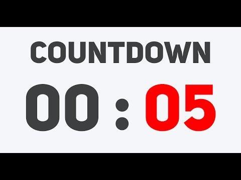 CountDown Timer – Tạo đồng hồ đếm ngược  bằng macro trong PowerPoint