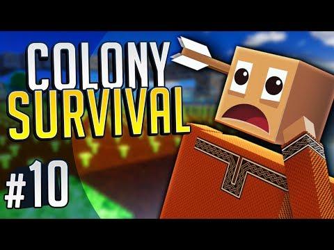FRIENDLY FIRE | Colony Survival #10