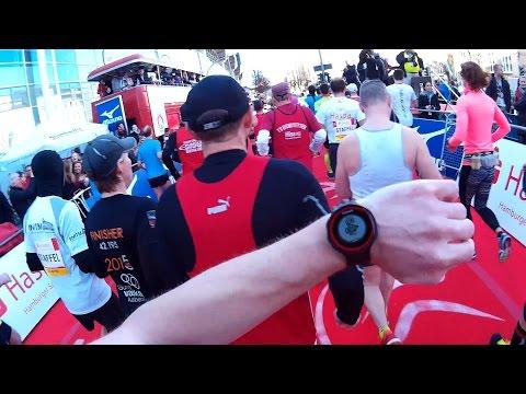 Marathon-Vorbereitung und Hamburg Marathon