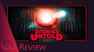 REVIEW Stories Untold (Text-Based/80s/Adventure/Horror)| Gameplay/Trailer/Review | QELRIC