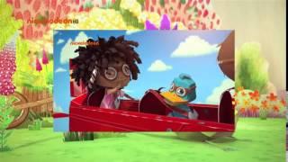Зак и Кряк  4 Серия  На Русском  Мультфильм для детей