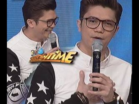 Vhong Navarro Celebrates his Birthday at showtime [Jan. 5, 2015]