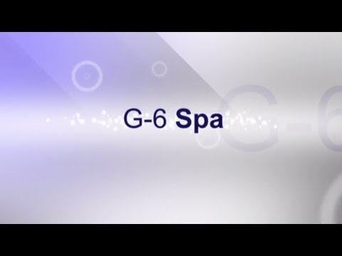 Dr. Wellness G-6 Tranquility Series Therapy Spa