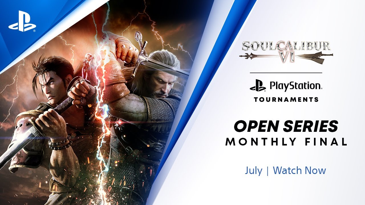 Soulcalibur VI : NA Monthly Finals : PlayStation Tournaments Open Series