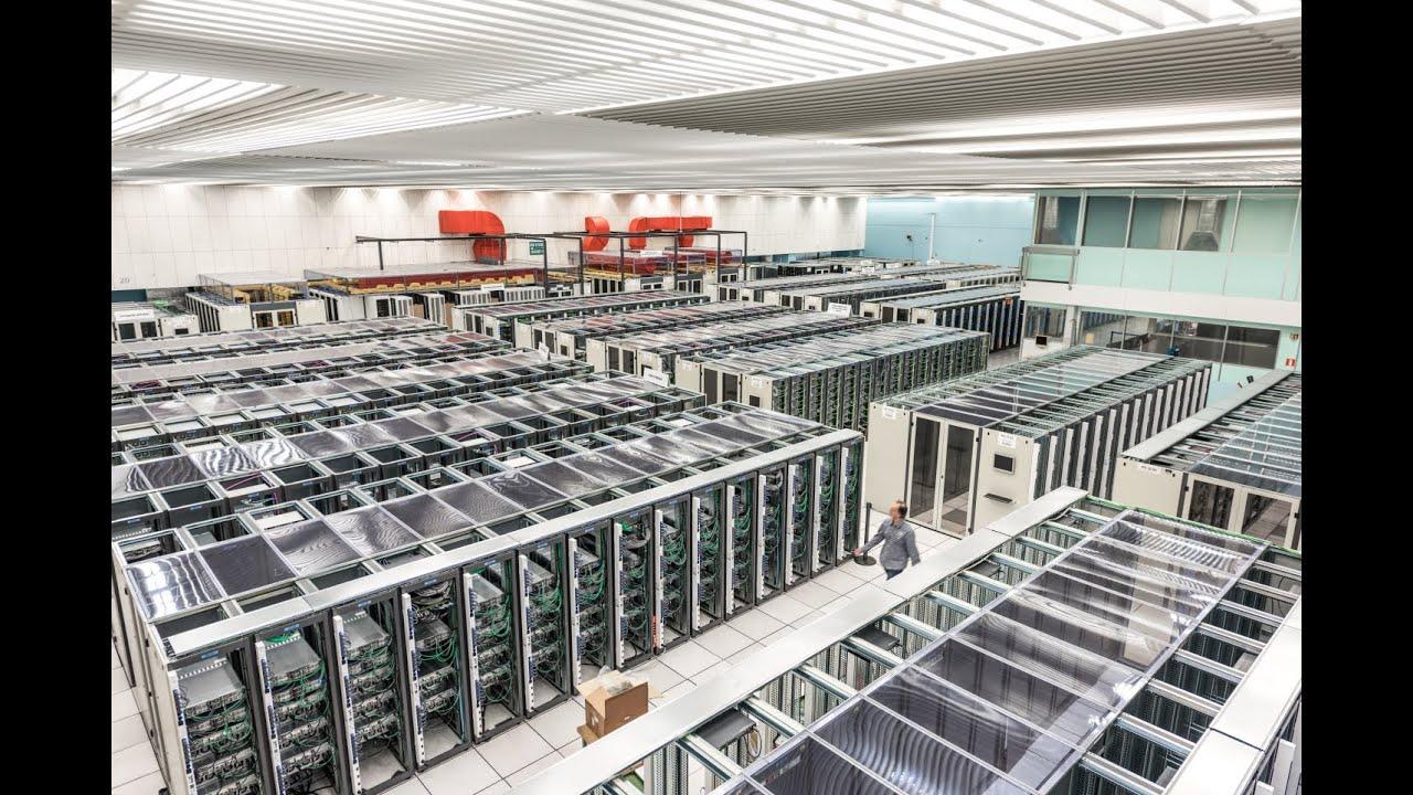 Download Visitez en 360 le LHC et le Data Centre du CERN