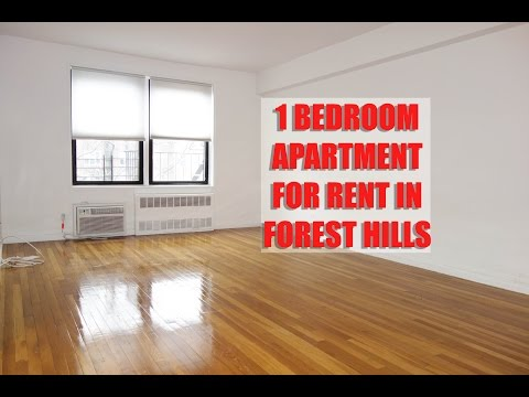 Extra large 1 bedroom apartment for rent in Forest Hills, Queens, NYC