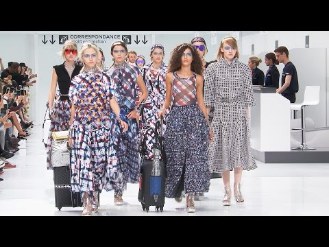 spring summer 2016 ready to wear chanel show