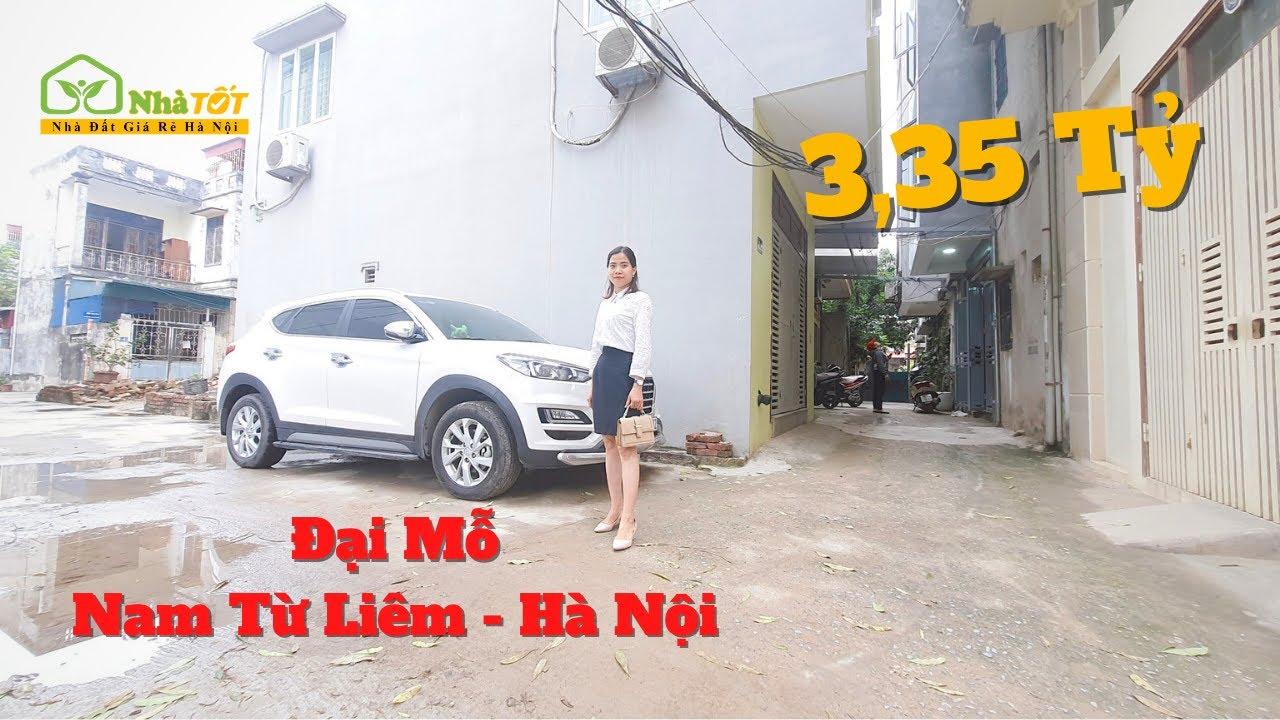 image Bán Nhà Tặng Nội Thất Phố Đại Mỗ, Nam Từ Liêm, Hà Nội | nhà TỐT