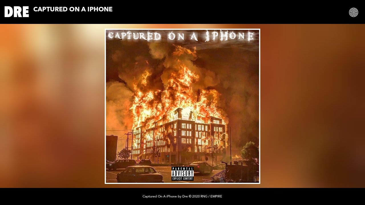Dre - Captured On A iPhone (Audio)