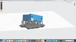Impression 3D SLA - Form 2 de Formlabs #2 Utilisation du logiciel PreForm