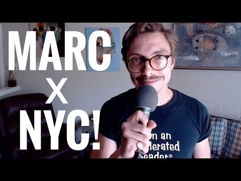 I'M MOVING TO NEW YORK CITY!