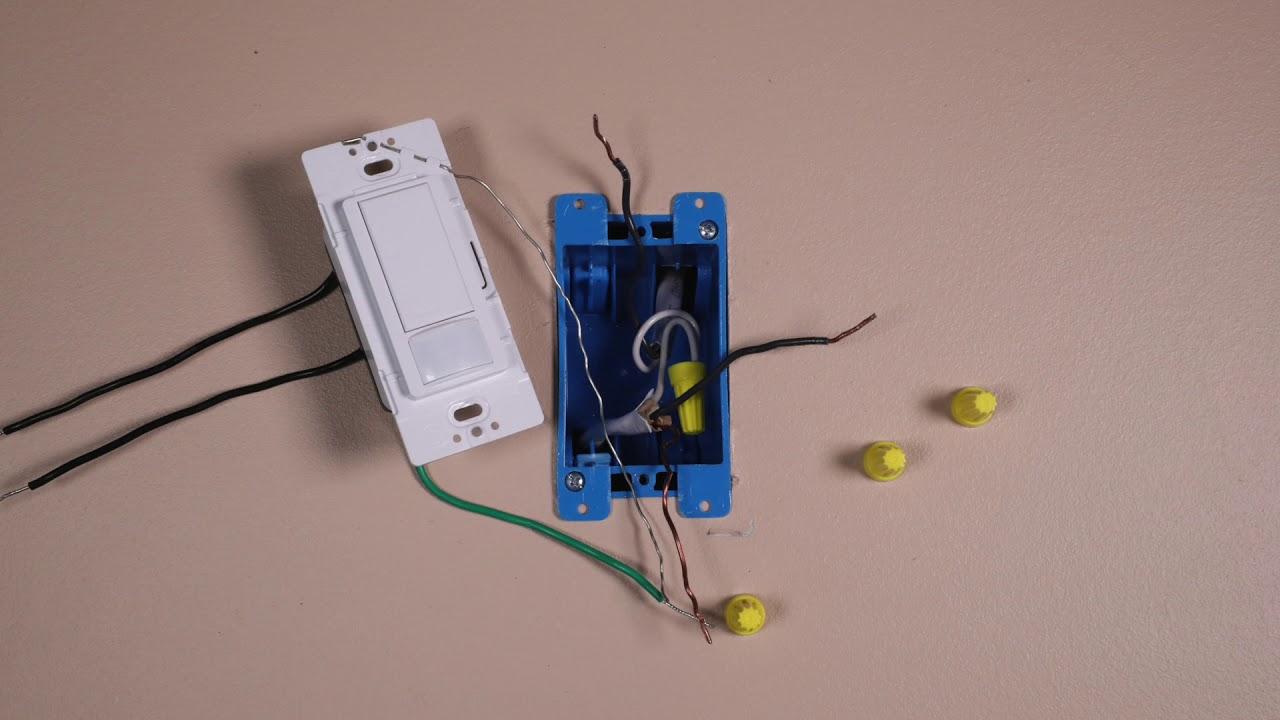 Lutron Occupancy Sensor Wiring Diagram from i.ytimg.com