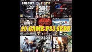 10 GAME PS3 PALING SERU