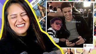 Gençlerin Tepkisi: Tepkikolik Fan Sayfaları