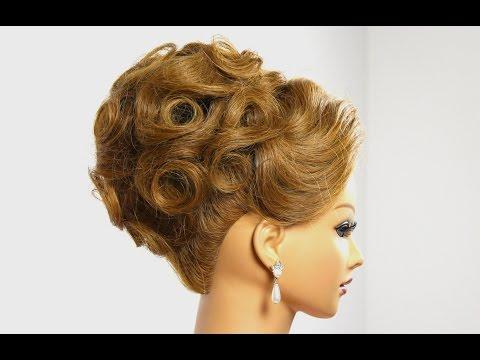 bridal-updo.-wedding-hairstyle-for-medium-hair-tutorial