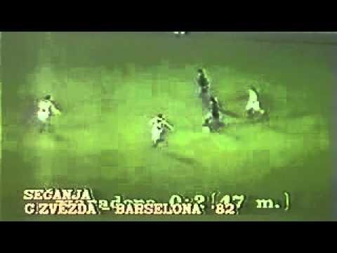 Diego MARADONA Crvena Zvezda   FC Barcelona 2 4 1982
