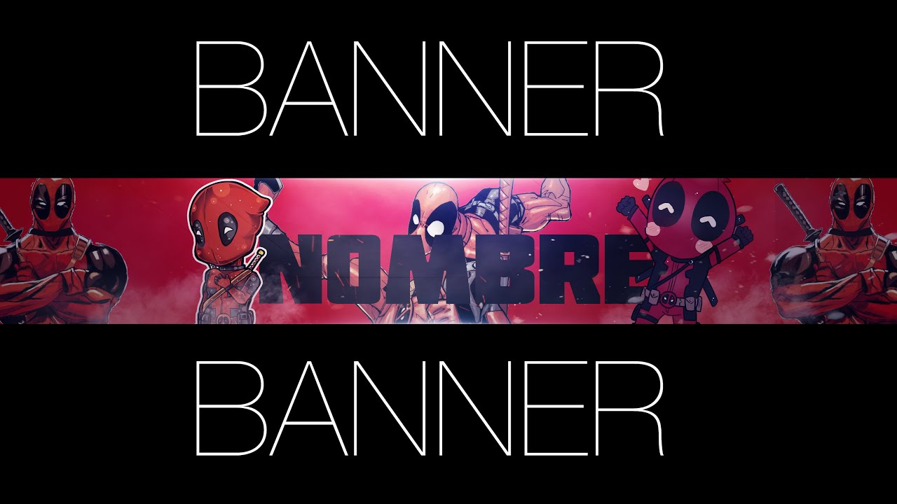 banner para youtube - Etame.mibawa.co